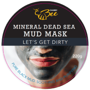 Organic Mineral Dead Sea Mud Mask