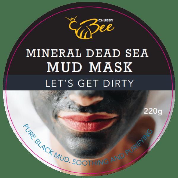 Organic Mineral Dead Sea Mud Mask